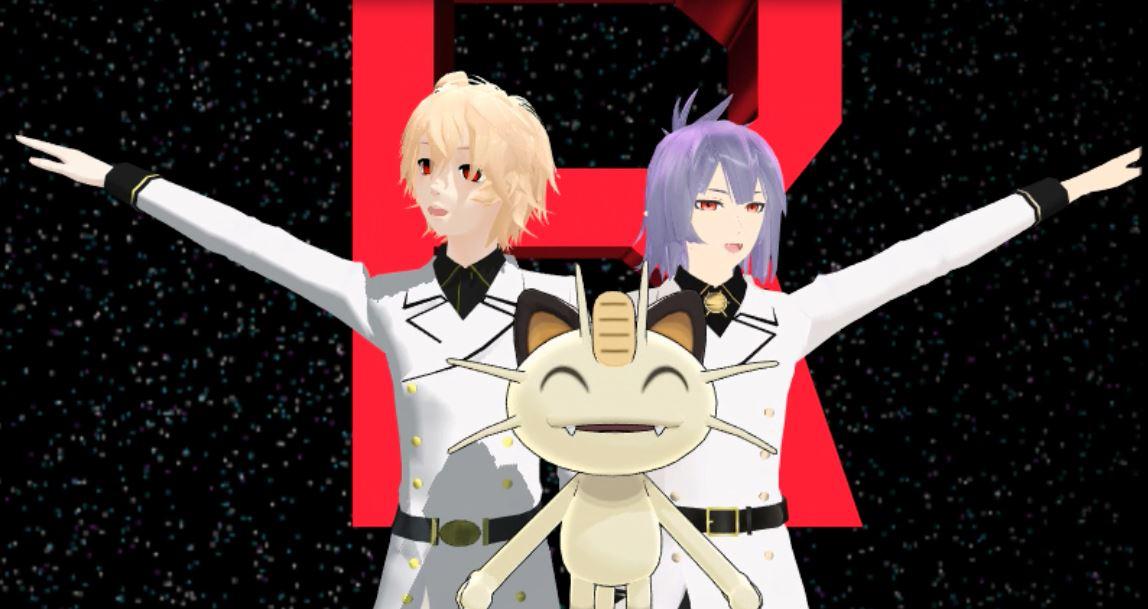 MMD Team Rocket Motto Motion Dl by Sephikuji