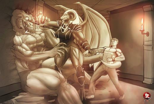 Satans Dating HandBook : Lesson 1 - Impalement