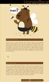 HoneyBear CSS -free-