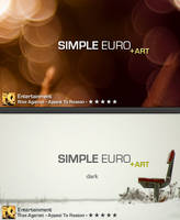 Simple Euro and Art - Bowtie by larzon83
