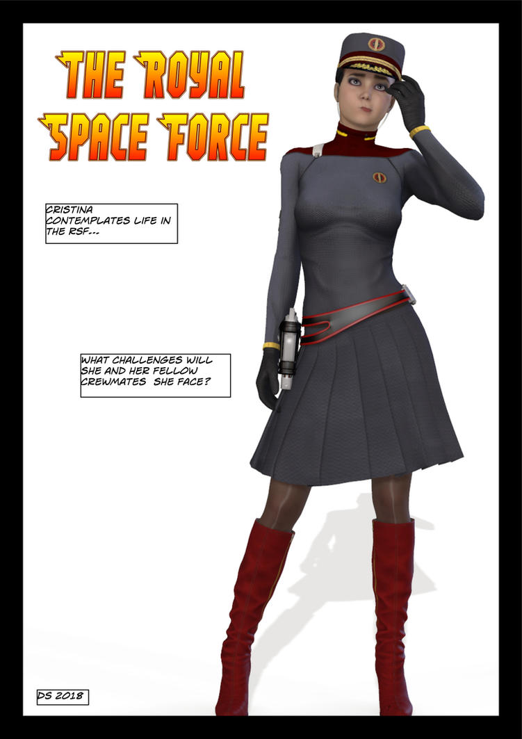 Royal Space Force 2 by daleksupreme
