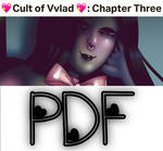 Cult of Vvlad: Chapter Three (Preview) by Alveolin