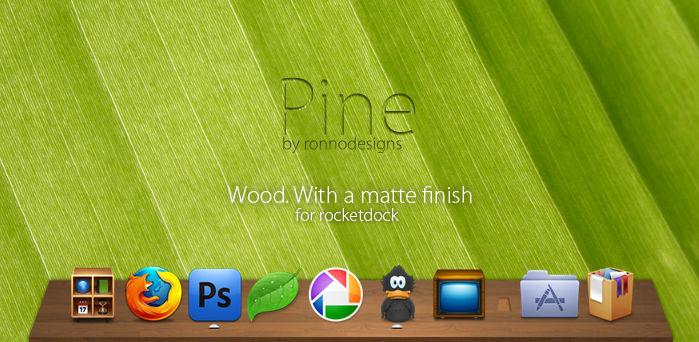 Pine Dock
