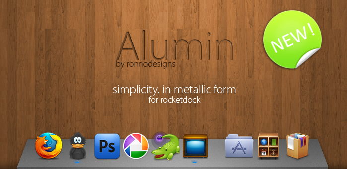 Alumin Dock by MattiasEkstrom