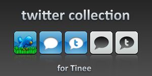 Twitter Collection for Tinee by MattiasEkstrom
