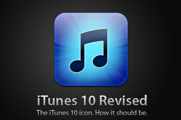 iTunes 10 Revised by MattiasEkstrom