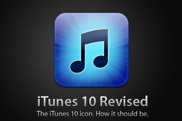 iTunes 10 Revised by MattiasEkstrom