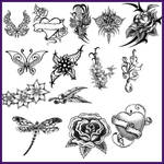 Brushes-Tattoos-Garden1