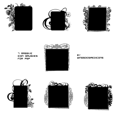 Beautiful Frames 01 by wingsdesired-psp on DeviantArt