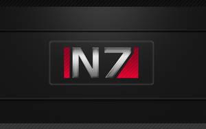 Mass Effect 2 N7 by rob2web