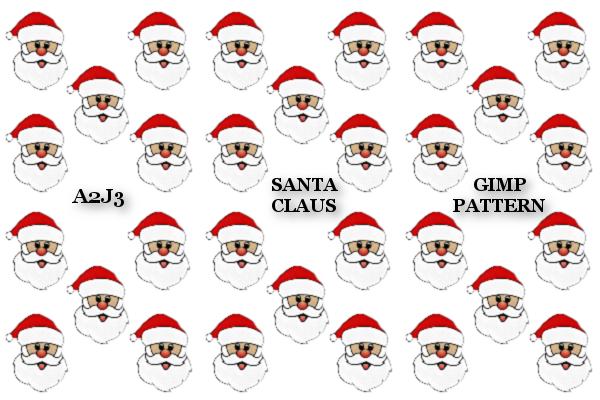 A2j3 Santa Claus Pattern by a2j3