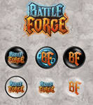 Battle Forge Dock Icons by Kaldrax