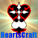 HeartsCraft Official release by baronvonmuffin