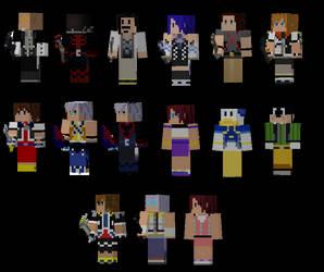 Minecraftskins Explore Minecraftskins On Deviantart
