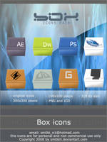 BOX icons pack
