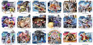 One Piece Arcs Folder Icon Batch DOWNLOAD by bodskih