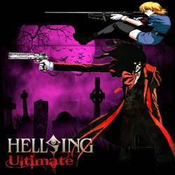 Hellsing Ultimate Folder Icon Ver.2 by bodskih