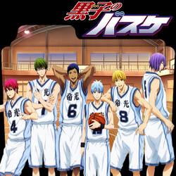 Kuroko no Basket Folder Icon ver.2 by bodskih