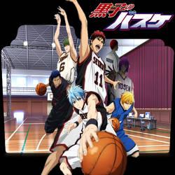Kuroko no Basket Folder Icon ver.3 by bodskih