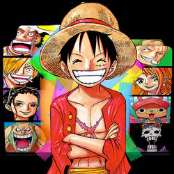 One Piece Folder Icon by bodskih