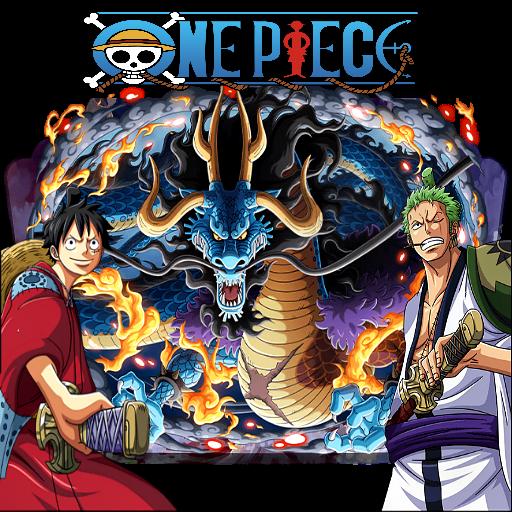 One Piece Wano Act 1 Folder Icon By Bodskih On Deviantart