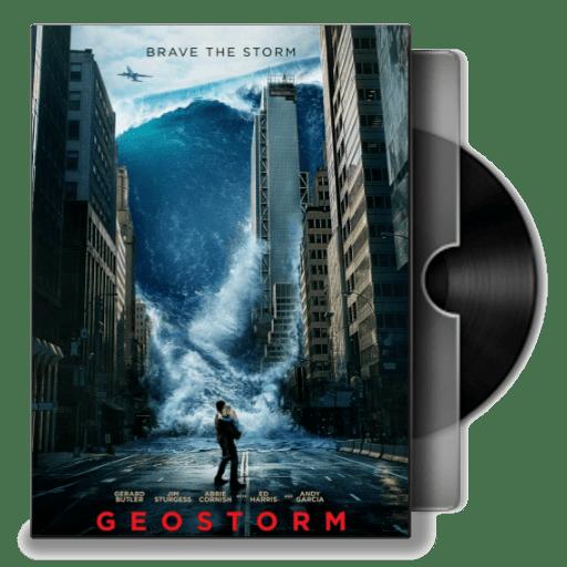 Geostorm 2017 Folder Icon By Bodskih On Deviantart