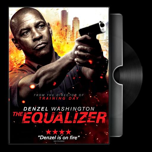 The Equalizer 2014 Folder Icon By Bodskih On Deviantart