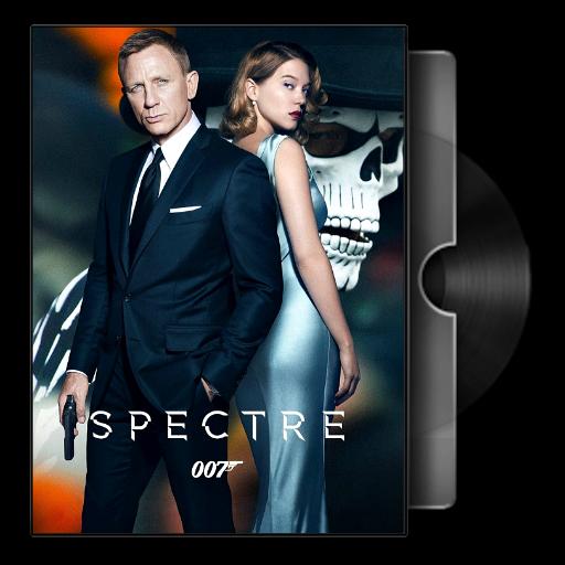 Spectre 2015 Folder Icon By Bodskih On Deviantart