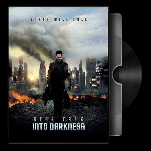 Star Trek Into Darkness 2013 Folder Icon By Bodskih On Deviantart