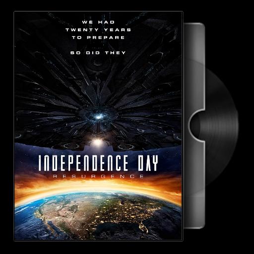 Independence Day Resurgence 2016 Folder Icon By Bodskih On Deviantart