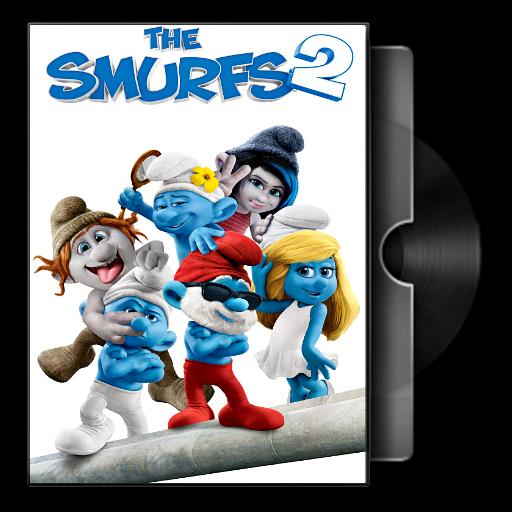 The Smurfs 2 2013 Folder Icon By Bodskih On Deviantart