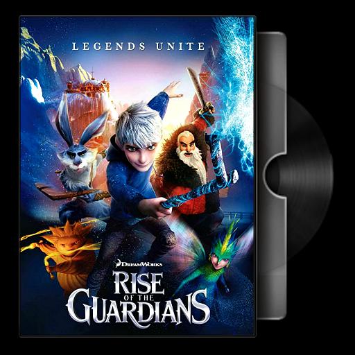 Rise Of The Guardians 2012 Folder Icon By Bodskih On Deviantart