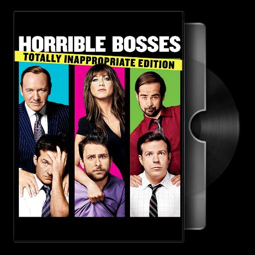 Horrible Bosses 2011 Folder Icon By Bodskih On Deviantart