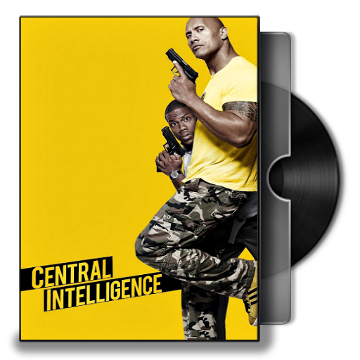 Central Intelligence 2016 Folder Icon By Bodskih On Deviantart