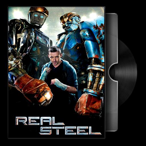 Real Steel 2011 Folder Icon By Bodskih On Deviantart