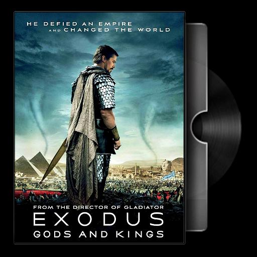Exodus Gods And Kings 2014 Folder Icon By Bodskih On Deviantart
