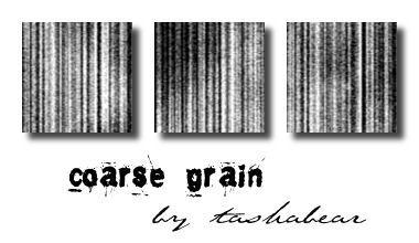 coarse grain 01