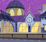 Canterlot Train Station