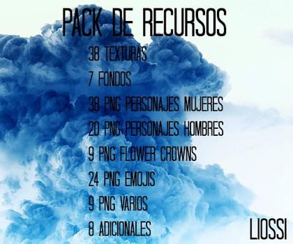Pack de Recursos- Liossi