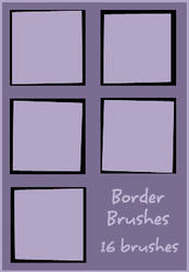 Icon Borders Set 1
