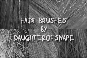 Hair Brushes by daughterofsnape