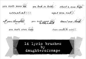 Boston Lyrics