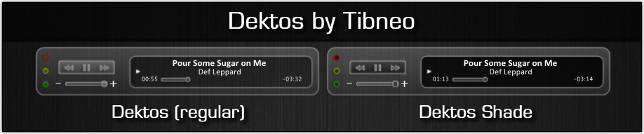 Dektos for CAD by Tibneo