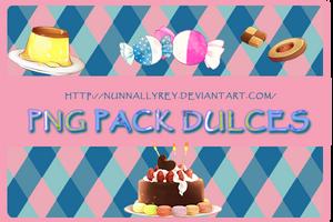Pack Dulces by Nunnallyrey