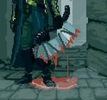 Pixelated Bloodborne