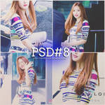 PSD#8-Coloring by shirobanhbeo by Rebellixclub