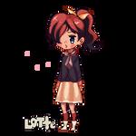 Lotte by Dicentrasterisk