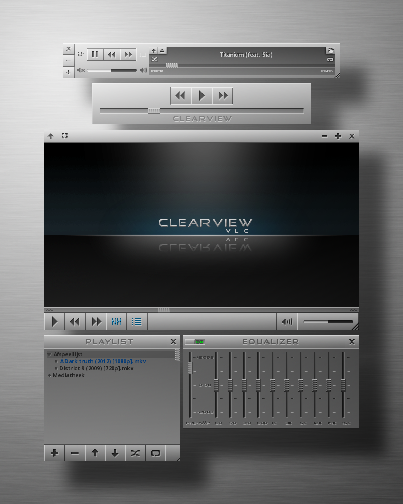 ClearView VLC