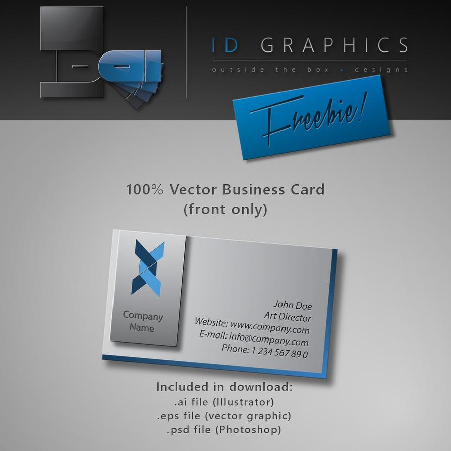 Business Card Grey Ribbon by PixelWaveCreations on DeviantArt
