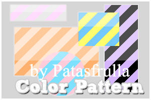 Pattern a Strisce by Patasfrulla